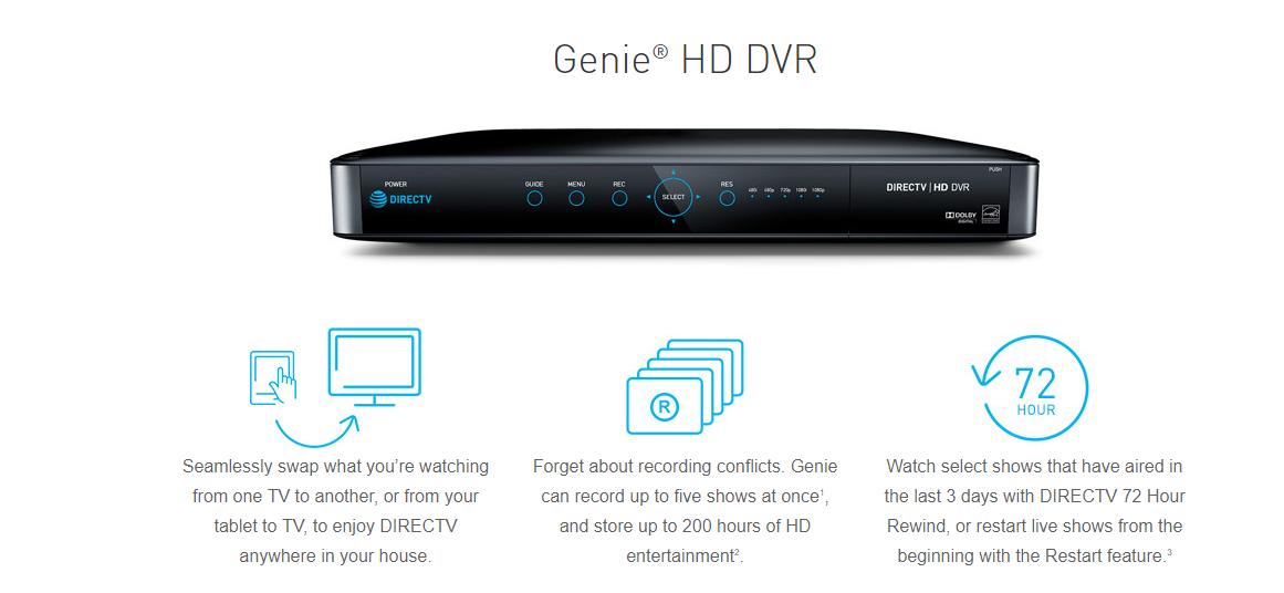 Genie HD DVR